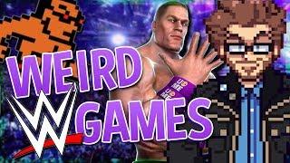 Weird WWE Games - Austin Eruption