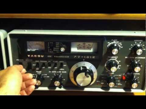 Yaesu FT-101e SDR.