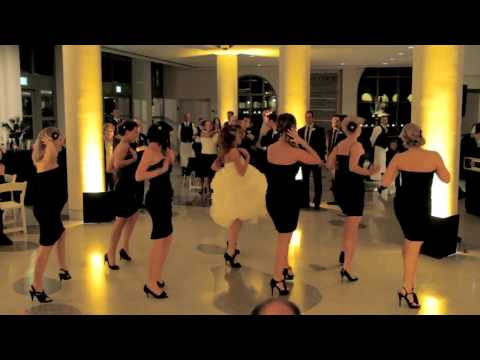 Best Wedding Dance Intro...Ever!!!