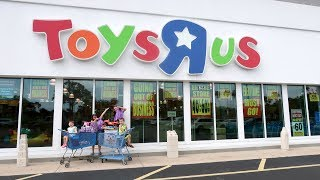 NO BUDGET TOYS R US SHOPPING CHALLENGE!