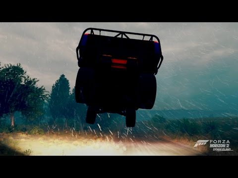 Жесткий GAUNTLET VOLCANO SPRINT Storm Island | Forza Horizon 2