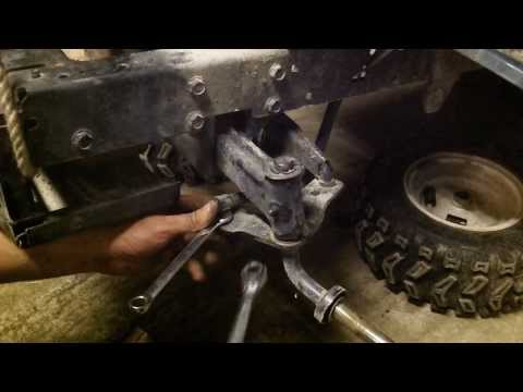 Front Axle Swap Upgrade Craftsman 90's and newer
