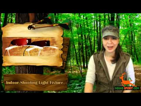 Chrony Indoor Shooting Light Fixture Review