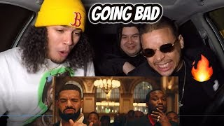 Meek Mill Going Bad Feat Drake Official Audio Reaction Review