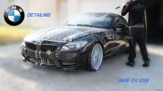 Detailing BMW Z4 35IS e89 by MP DETAILING