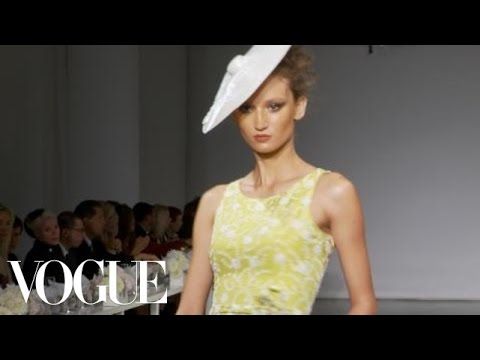 Fashion Show - L'Wren Scott: Spring 2012 Ready-to-Wear