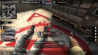 Cs go highlight match 137 Score.