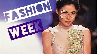 A Day At Lakme Fashion Week || Vlog !!!