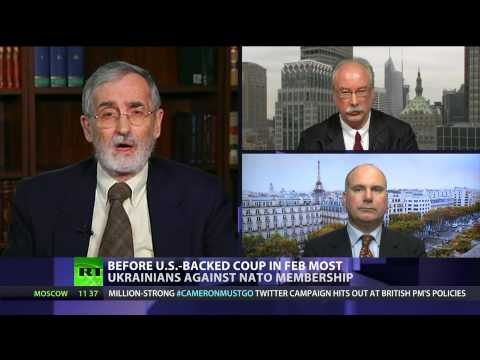 CrossTalk: Ukraine's NATO Push