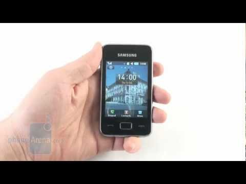 samsung star 3 review phonearena presents video review samsung star 3