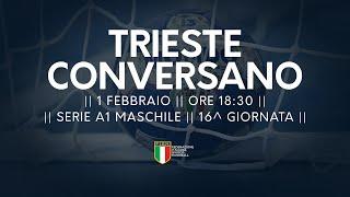 Serie A1M [16^]: Trieste - Conversano 30-31