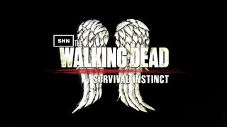 The Walking Dead Survival Instinct | Full HD 1080p | Game Movie Walkthrough Gameplay No Commentary