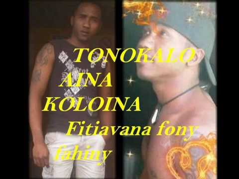 Fitiavana fony fahiny tonokalo Aina koloina