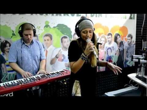 Antonia - Moment de improvizatie (Live la Radio ZU - Marea Unire ZU)