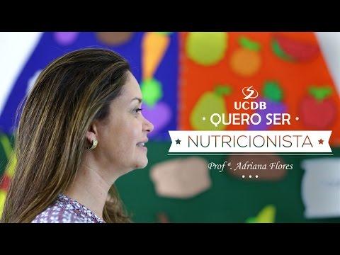 Quero ser Nutricionista - Nutrição UCDB