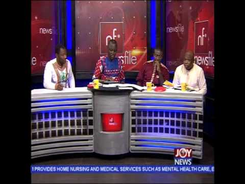 Anti Terrorism Act 2008 (Act 762) - Newsfile on Joy News (23-1-16)