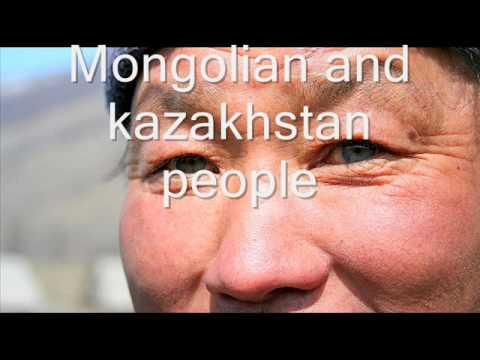Short AMBW video + ( at 1:22) Asian mongol,kazakh,uzbek ...