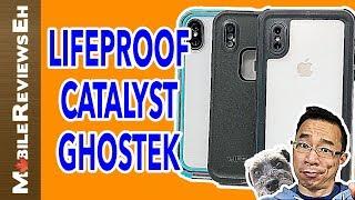 BEST Waterproof Case? Catalyst Waterproof vs. LifeProof Fre vs. Ghostek Nautical - iPhone XS