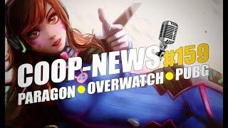 Coop-News #159 / Моддер Garry's mod создал «страшно» крутой парк развлечений, Создатели Borderds анонсировали шутер Project 1v1, «Летние игры 2017» в Overwatch