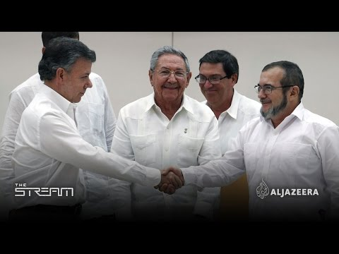 The Stream - Colombia's potential for peace