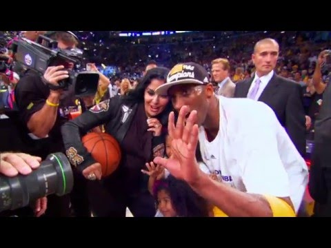 NBA Diary: Thierry Henry - One on One with Kobe Bryant