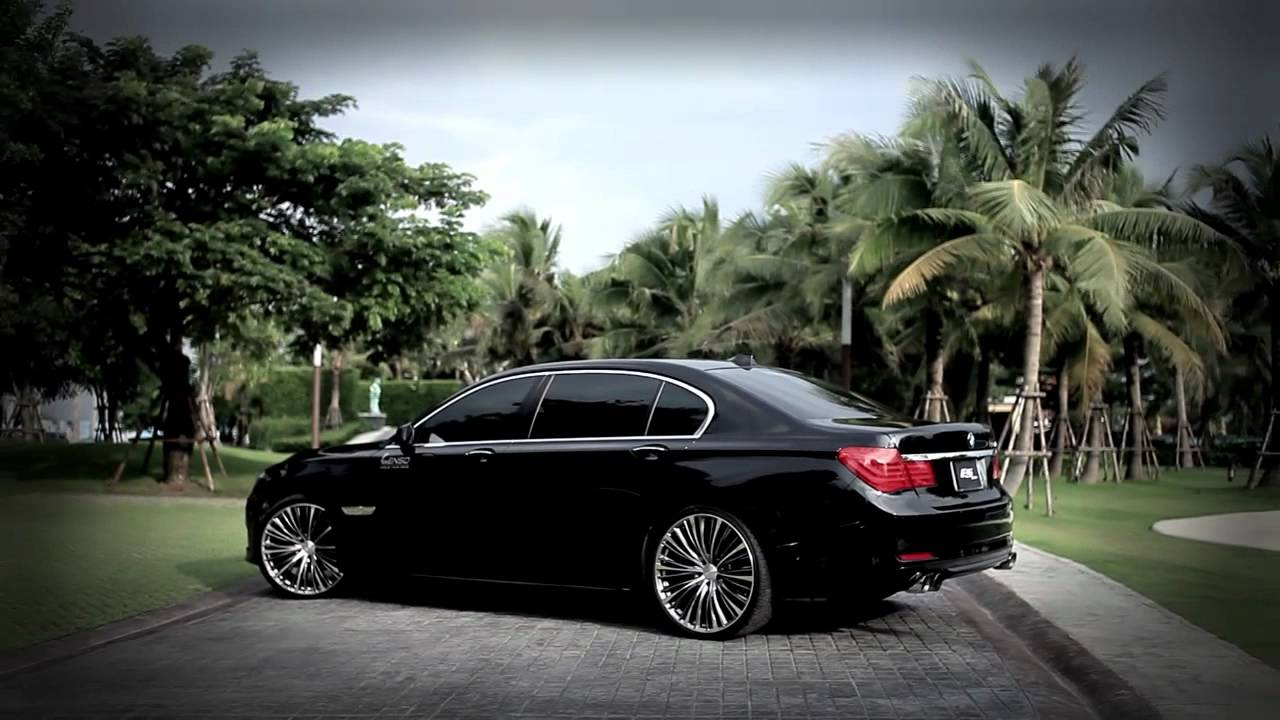 New Bmw 7 Series >> LENSO WHEEL ES-Avanziz with NEW BMW Series 7 - YouTube