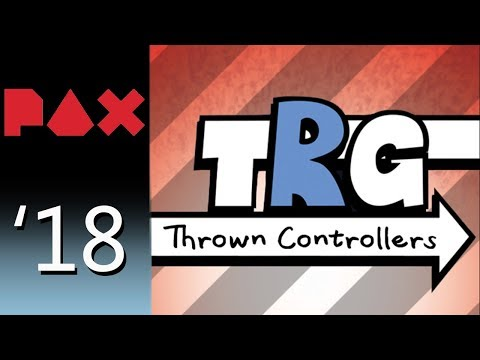 Thrown Controllers Game Show – PAX East 2018