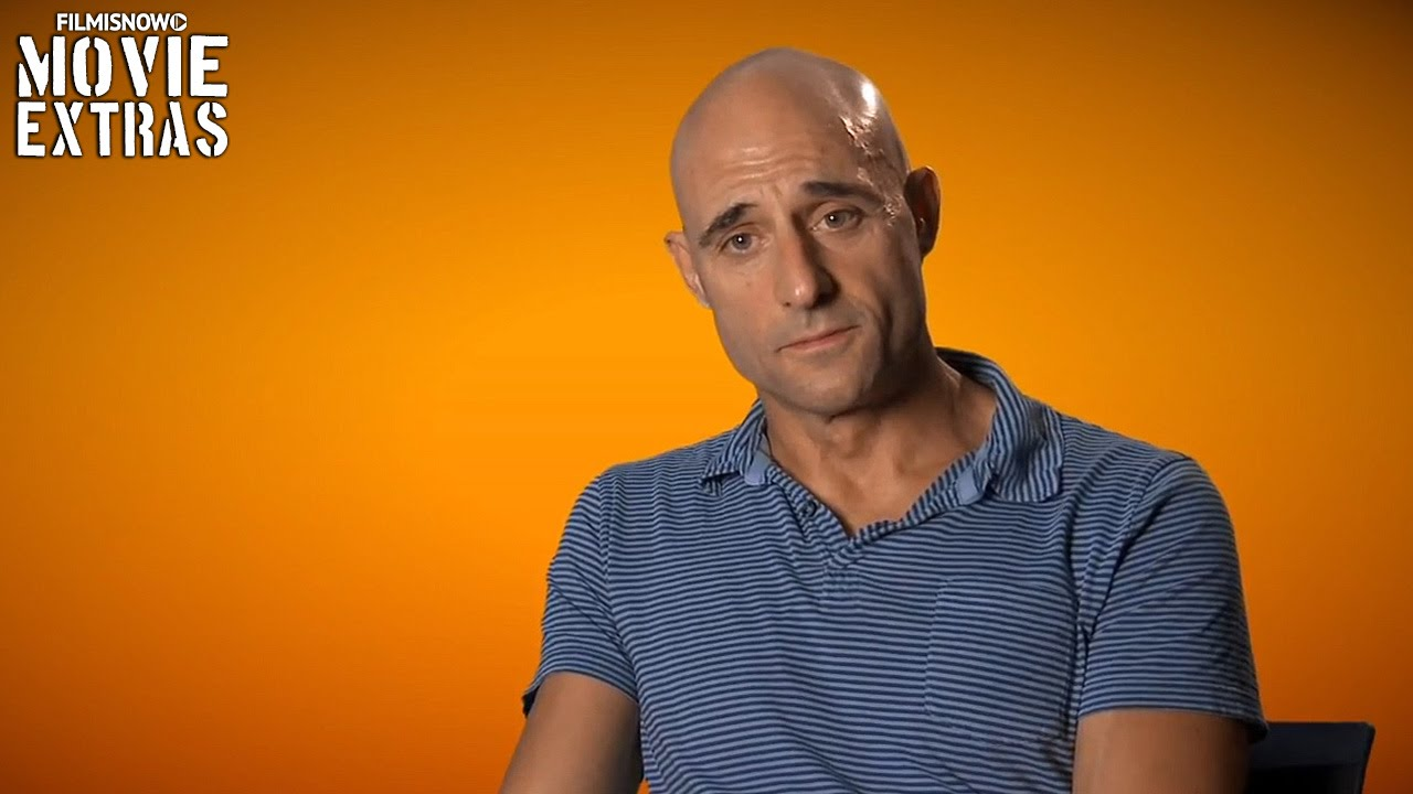 The Brothers Grimsby (2016) Behind The Scenes Movie Interview - Mark Strong is 'Sebastian'