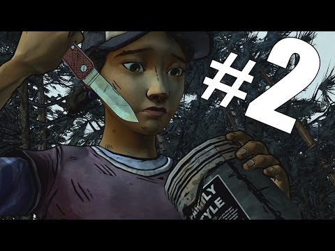 Прохождение The Walking Dead: Season Two - Серия 2