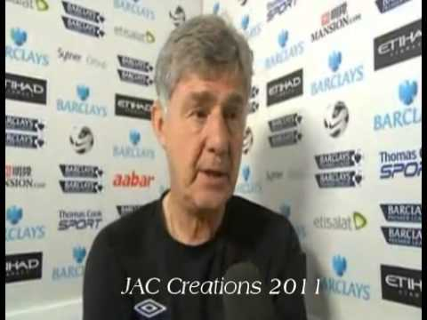 Brian Kidd Post Match Interview Manchester City 2-3 Norwich City