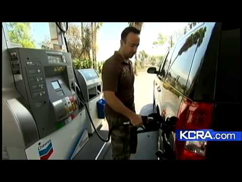 Gas prices may be on downward trend in California