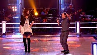 Esmée Denters vs Andrew Marc: Battle Performance - The Voice UK 2015 - BBC One