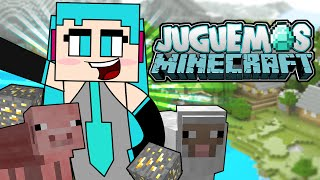 Minecraft Tutorial Primer dia!
