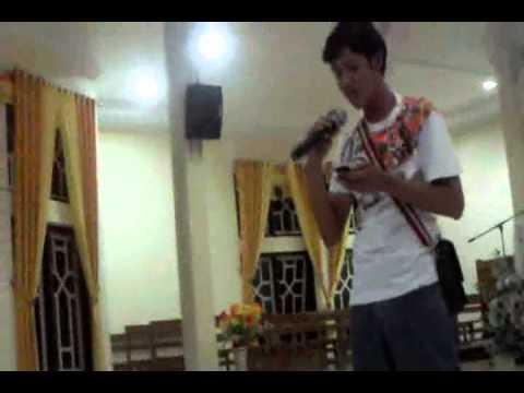 Lagu Rohani-pemuda Sonhalan Niki-niki-dia Hanya Sejauh Doa.wmv video