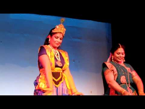 Durga Puja Dance with Piyal-Oct 7th 2011