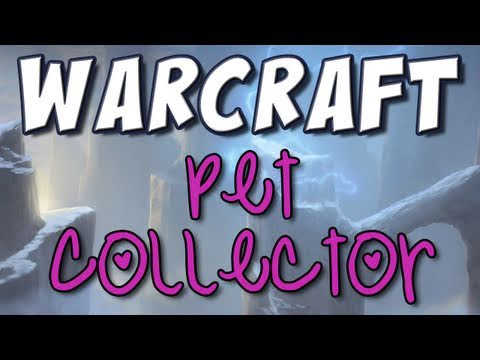 World of Warcraft 4.2 Pet Collector Achievement Rewards - More Pets!
