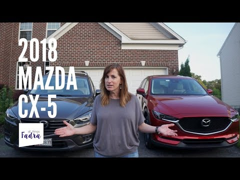 2018 Mazda CX 5 Review and Comparison - All Things Fadra