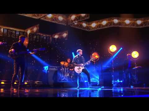 Kian Egan performs 'Home' on The Voice of Ireland Series 3