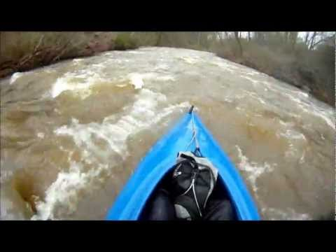 Kayaking Bear Creek