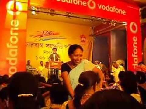 Abhijit Sen Unplugged bangladesher Dhol In The Occasion Of Durga Puja At Patna video