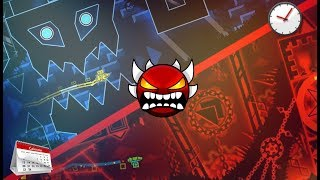 Top 5 Demons That Took The Longest to Verify - Geometry Dash