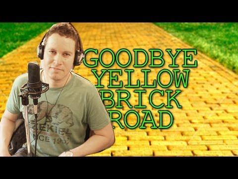 Goodbye Yellow Brick Road - Elton John cover