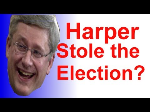 Did The Harper Conservatives Steal Our Government? Robocall Scandal update!