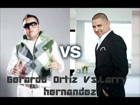 Dj Carlitos(gerardo Ortiz Vs Larry Hernandez) video