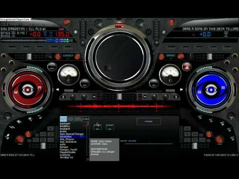 SKIN X-24 BETA(VIRTUAL DJ) Dj Maicon