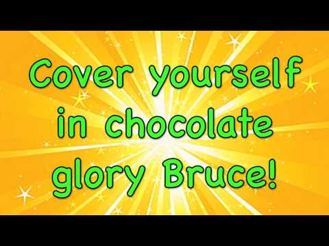 Matilda The Musical - Bruce - Lyrics!! (HD)