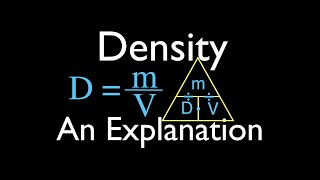Density, An Explanation