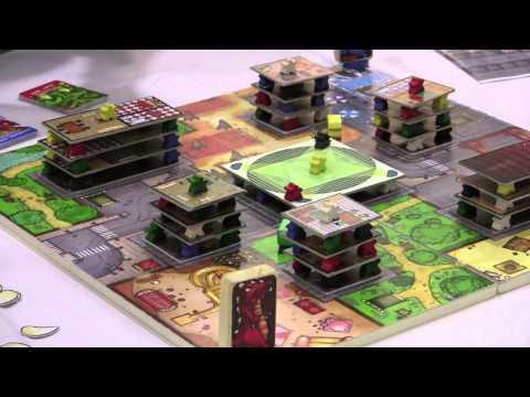 Origins Summer Preview: Asmodee Games: Rampage