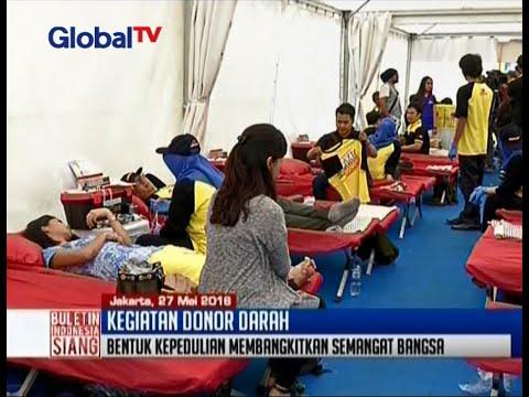 PT Bintang Toedjoe kembali menggagas aksi kemanusiaan dengan menggelar donor darah - BIS 27/05