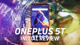 OnePlus 5T Initial Review